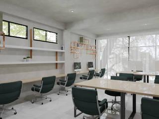 TIES Design & Build 書房/辦公室