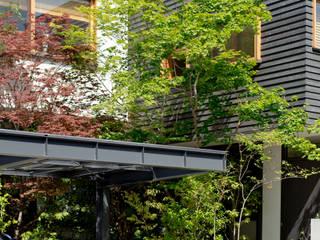 芦屋の家2: エイチ・アンド一級建築士事務所 H& Architects & Associatesが手掛けた木造住宅です。