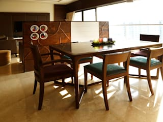 Residential Project :  Dining room by Obaku Design