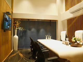 Millenium Office:   by Obaku Design