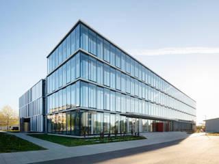 Helmholtz Diabetes Center München: modern  von HDR GmbH,Modern