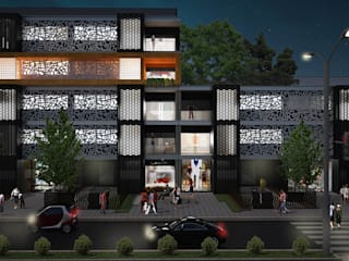 M73 Apartamentos por Jah Building Solutions