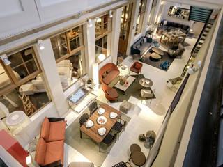 Showroom espectacular en Barcelona: la Casa Thomas de Cubiñá, muebles de diseño en Barcelona Moderno