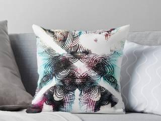 Poszewka dekoracyjna Mozaic 45x45 cm: styl , w kategorii  zaprojektowany przez ThinLinePosters
