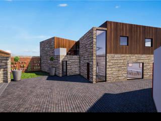 Traço M - Arquitectura Maisons de campagne