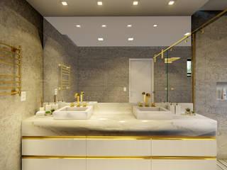 Araújo's House (Brazil) por Project & Building Moderno