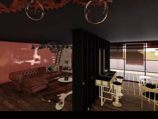 """Sala de Convívio """"PM"""":   por Traço M - Arquitectura,Eclético"""