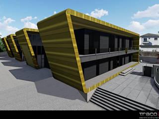 โดย Traço M - Arquitectura โมเดิร์น