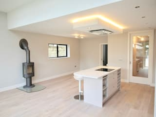 Castleknock Extension and Kitchen Modern kitchen by DS Construction Services Modern