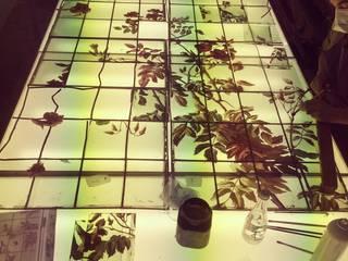 Restaurations de vitraux anciens par France Vitrail International