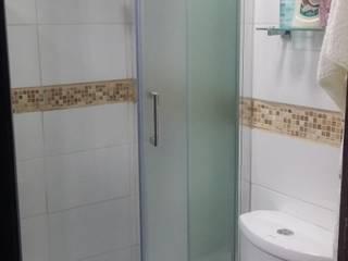 AOG Baños de estilo minimalista Granito Blanco
