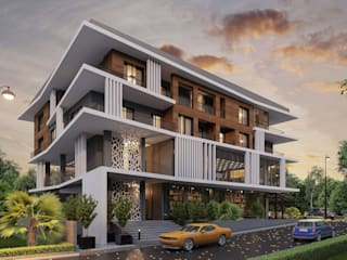ANTE MİMARLIK Terrace house