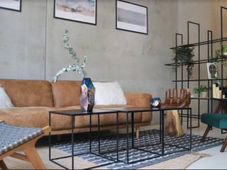 Design Studio Showroom Moderne Geschäftsräume & Stores von Ivy's Design - Interior Designer aus Berlin Modern