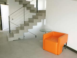 Pavimento Moderno Walls & flooringWall & floor coverings Concrete Grey