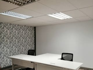 BARASONA Diseño y Comunicacion Locaux commerciaux & Magasin minimalistes