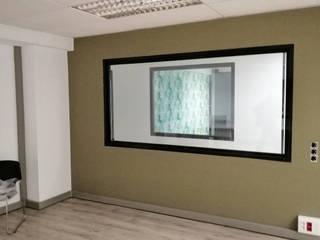 Minimalist offices & stores by BARASONA Diseño y Comunicacion Minimalist