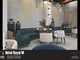 7th-ECHO – Royal M Hotel  : modern tarz , Modern