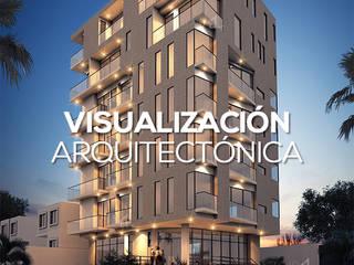 Casas modernas de Studio 1:1 Arquitectura Moderno