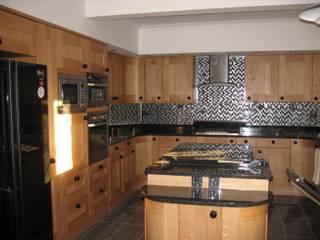 kitchen refurbishment by IBL Construction Ltd Modern
