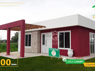 CASA REAL VIVIENDAS: Casas prefabricadas de estilo  por Casa Real Viviendas