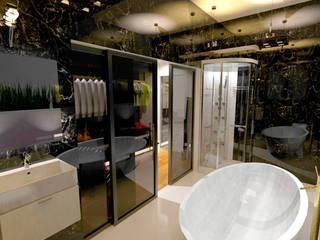 Ванные комнаты в . Автор – Royal Interior México, Модерн