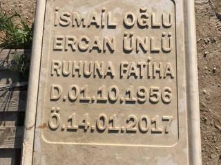 de Taşcenter Acarlıoğlu Doğal Taş Dekorasyon Moderno
