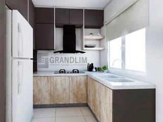 Kitchen Cabinet : modern  by Grandlim interior design & renovation, Modern
