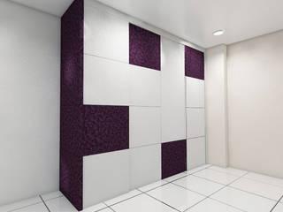 Wardrobe : modern  by Grandlim interior design & renovation, Modern