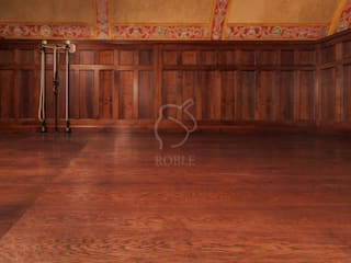Museums oleh Roble, Rustic