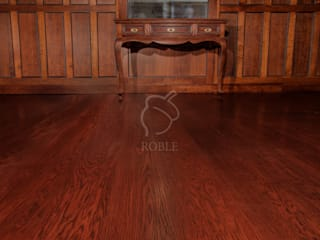 Roble Museums Wood Brown