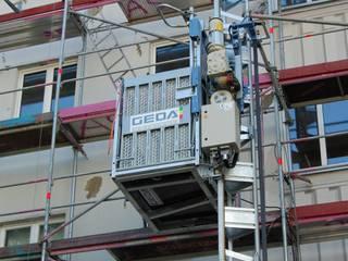 Elevador GEDA 300 Z/ZP por Elevação Segura Moderno
