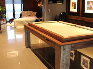 Spartan Rollover Pool / Dining Table Designer Billiards غرفة المعيشة