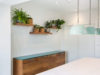 Elverson Road SE13 Lewisham | Kitchen extension Modern kitchen by GOAStudio | London residential architecture Modern