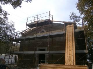 Ristrutturazione completa casale - Civitella D'Agliano di Finchamp Costruzioni S.r.l.