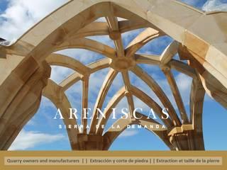 Museum Klasik Oleh Areniscas Sierra de la Demanda - ◉ - SIERRA Buff Sandstone quarries in Spain Klasik