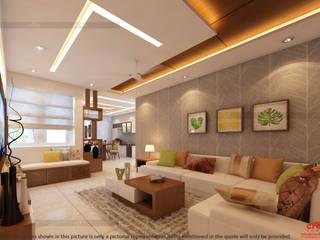Interior Designers In Ernakulam by CreoHomes Pvt Ltd Asian