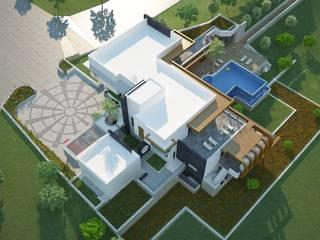 Benid Mimarlık Bürosu – Eo Villa :  tarz Evler,