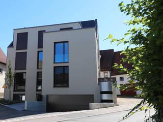 de Kurz Architekten GmbH Moderno
