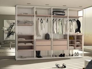 Decordesign Interiores RecámarasArmarios y cómodas Aglomerado Blanco