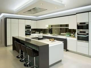 Moderne Hotels von Cocinas y closets 'REDiZ' Modern