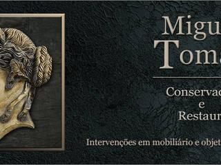 Atividade por Miguel Tomaz - Conservação e Restauro Clássico