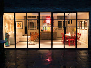 Contemporary House Extension in North London :  Houses by MB Master Builders Ltd.