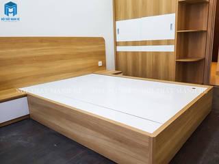 Designer Phòng ngủ phong cách hiện đại bởi Công ty TNHH Nội Thất Mạnh Hệ Hiện đại