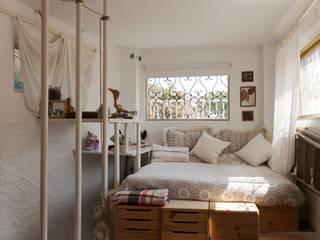 Re-Used BedroomAccessories & decoration Serat Alami Beige