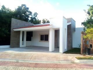 Residencia Lagos del Sol de DCA Arquitectura y Construccion Clásico