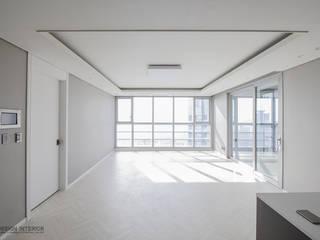 N디자인 인테리어 Moderne Wohnzimmer