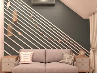 Дом в современном стиле Детская комната в стиле лофт от Сапрыкина Светлана Дизайнер Интерьеров Лофт