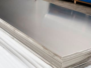 Stainless Steel Sheets by The Metals Factory