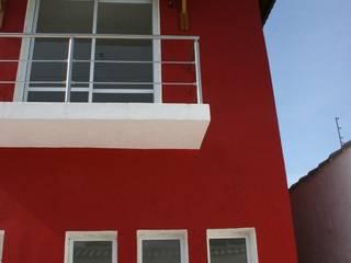 Janelas e portas modernas por Tangará Esquadrias de Alumínio Moderno