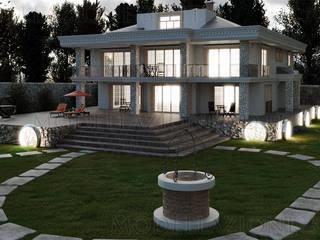 Alessandro Chessa Moderne Häuser